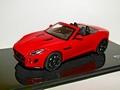 Jaguar F - Type V8-S Rood - Red 1/43