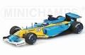 Renault F1 Test car R23 Franck Montaghy Formule 1  1/43