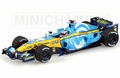 Renault F1 Team R25 F ,Alonso French Formule 1 GP 2005  1/43