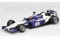 BMW Williams  F1  FW24 J,P,Montoya 2002 Formule 1 1/43