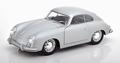 Porsche 356 Pre A Zilver - Siver 1/18