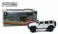 Jeep Wrangler 2013 Unlimited Moab  Wit - White  1/18