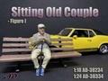 Old Couple - I Man met pet 1/24