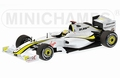 Brawn J,Button Winner Spanisch GP Formule 1 F1  2009 1/43