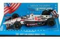 Lola Ford  Mario Andretti Texaco Formule 1 indy car F1 1/43