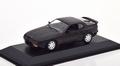 Porsche 944 S2 zwart  Black 1989 1/43