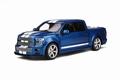 Shelby F150 Super Snake bLauw Lightning Blue 1/18