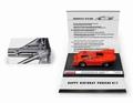 Porsche 917 K Weissach Taxi Happy Birthday Porsche 917-015 1/43