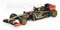 Lotus Renault F1 K,Raikkonen 2012 Formule 1 1/43