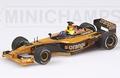 Orange Arrows showcar F1 2002  H,H,Frenzen Formule 1 1/43