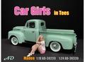 Car Girl Madee sitting -  zittend 1/18