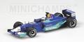 Sauber Petronas schowcar F1 2002 N,Heidfeld Formule 1 1/43