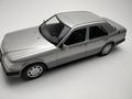 Mercedes Benz E klasse (w124) 1989 Zilver  Silver 1/18