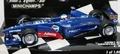 Prost Acer showcar F1 2001 J,Alesi  Formule 1 1/43