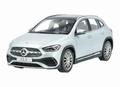 Mercedes Benz GLA Zilver Iridium Silver 2020 1/18