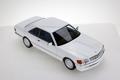 Mercedes Benz Lorinser 1987 Wit - White  S CLASS 560 SEC 1/18