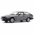 Alfa Romeo GTV6 Goud/Zilver -Gold/ Silver 1984 1/18