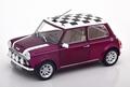Mini Cooper 1,3i Sport Pack Purper Metallic Purple 1997 1/18