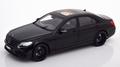Mercedes Benz S classe AMG line Zwart - Black 2018 1/18