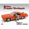 Female Mecanic I  1/18