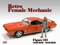 Female Mecanic III 1/18
