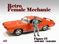 Female Mecanic IV 1/18