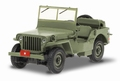 Jeep Willy's MB 1942 MASH 4077 tv series 1978-82 1/43