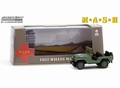 Jeep Willy's M38 A1 MASH 4077th tv series 1972-83 1/43