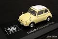 Subaru 360 ( since 1958 ) Subaru 55 years edition 1/43