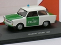 Trabant Polizei Politie 1990 Limited edition 1/43
