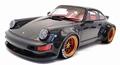 Porsche 911 964 RWB Bourgogne Body kit 1992 1/18