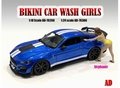 Bikini Car wash girl Stephanie 1/18
