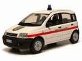 Fiat Panda Polizia San Marino Politie 1/43