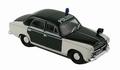 Peugeot 403 Polizei Politie 1/43