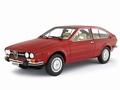 Alfa Romeo  Alfetta GTV 2?0 Rood - Red  1976 1/18