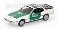 Porsche 924 Polizei Dusseldorf Politie 1984 1/43