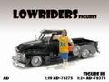 Lowriders Figure III FIGUUR MET BAL #24 1/18