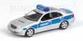 Mercedes Benz E  Classe 2002 Polizei Hamburg Politie 1/43