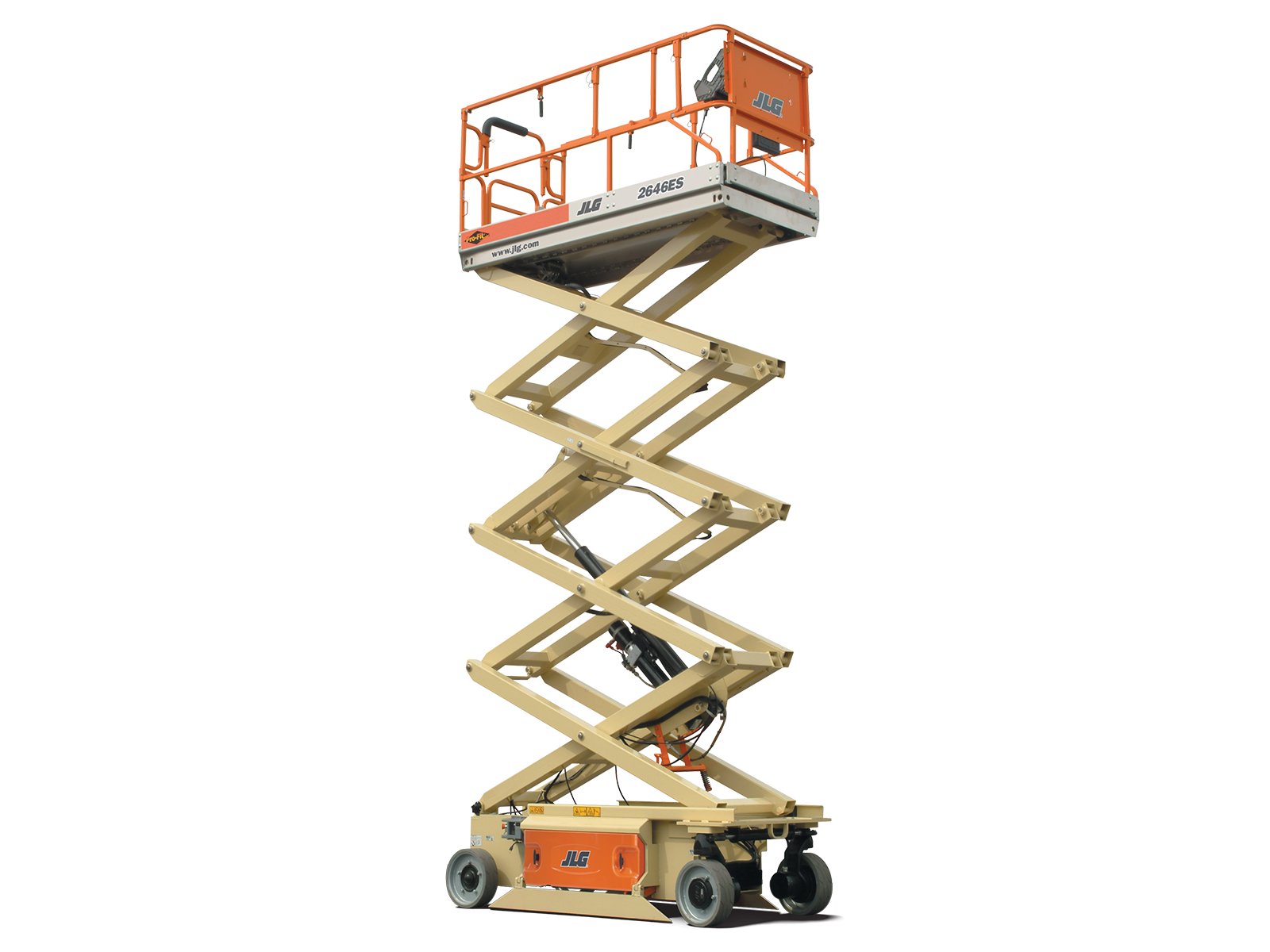JLG electric sciccor lift 2646ES 1/32