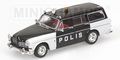 Volvo 121 Break Amazon 1966 Polis Politie  1/43