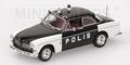Volvo 121 Amazon Polis Politie 1/43