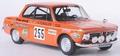 bmw 2002 Jagermeister Rallye Monte Carlo 1973 # 255 1/43