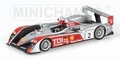 Audi R10 Alms St Petersburg  Winners 2007 Capello/Mc Nish 1/43