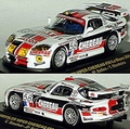 Dodge Chrysler Viper GTS-R Le Mans 24h 2002 Bouchut/Goueslar 1/43