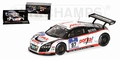 Audi R8 LMS Team Phoenix Racing 24 h Nurenburgring 2010 #97 1/43