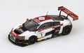 Audi R8 LMS Ultra Belgian Team Winner 24h of Spa 2014 1/43
