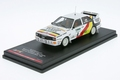 Audi Quattro  A1  #4 Winner Scotish rally 1985 Dunlop Hella 1/43
