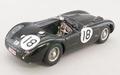 Jaguar C type 1 st Le Mans 1953 Rolt - Hamilton  #18 Winner 1/43