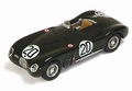 Jaguar XK 120C #20 Winner Le Mans 1951 P,Walker-p,White head 1/43