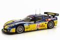 Corvette C6-R #34 Fia GT 24h Spa 2006 J,Menten 1/43